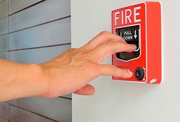 пожаро-охранная сигнализация