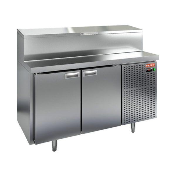 Стол охлаждаемый для пиццы HICOLD PZ1-11 GN (1/3H)