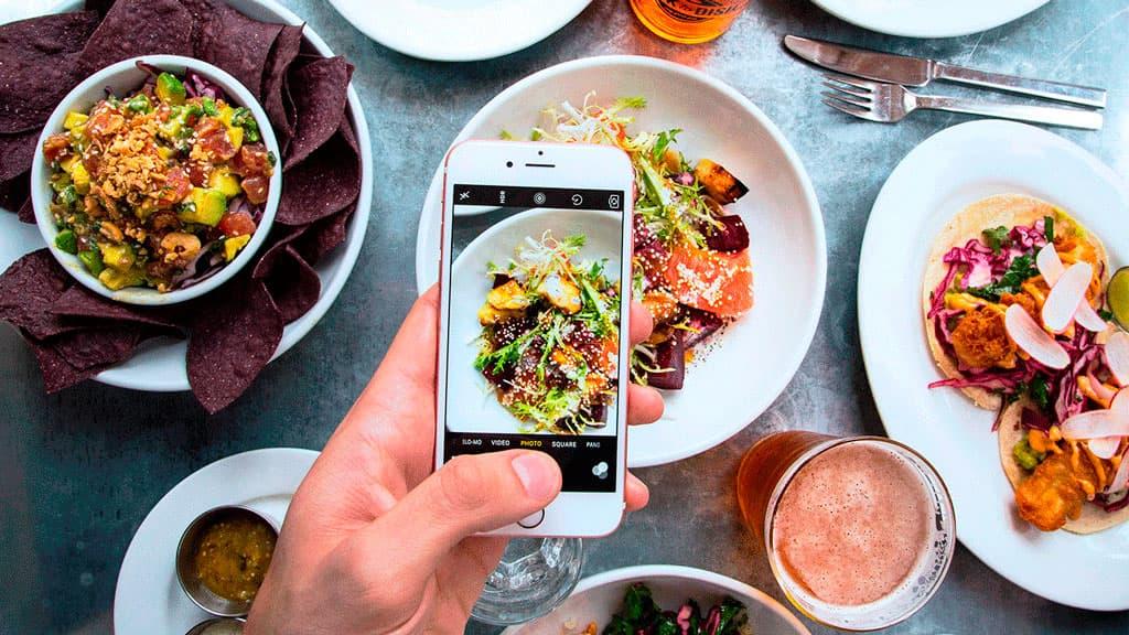 Какую роль играет инстаграм в жизни ресторана