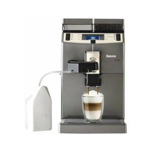 Кофемашина Saeco Lirika One Touch Cappuccino Silver