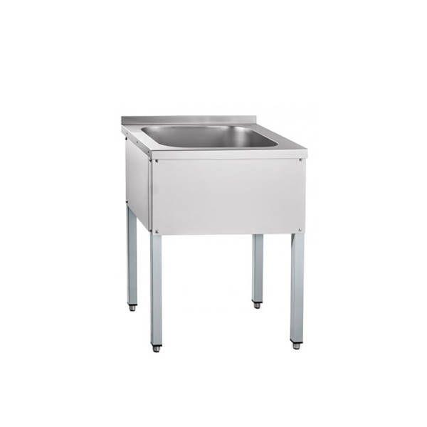 Ванна моечная Abat ВМП-6-1-5 РЧ (крашенный)