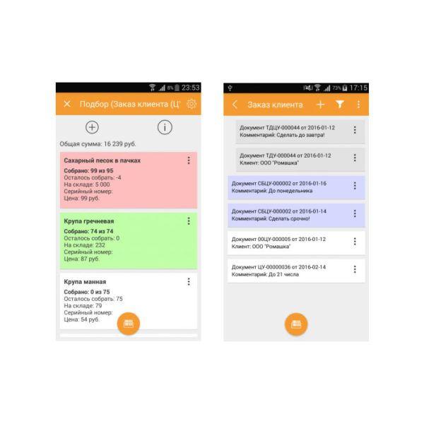 Программное обеспечение DataMobile Стандарт
