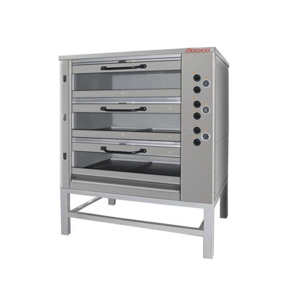 Печь хлебопекарная Восход ХПЭ-750/3С
