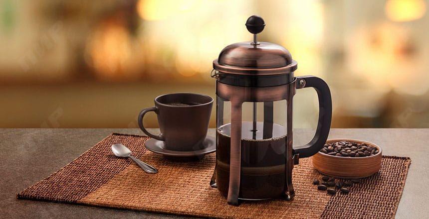 Как правильно заваривать кофе во френч-прессе?