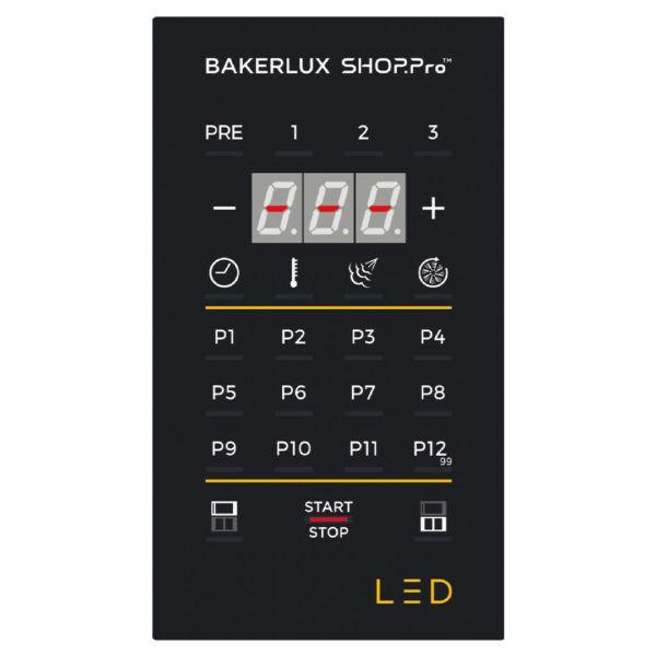 Панель управления Unox SHOP.Pro