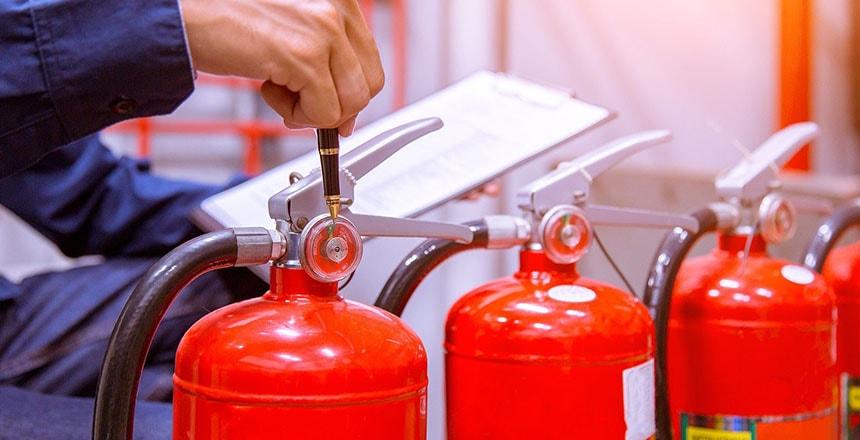 Требования пожарной безопасности к предприятиям общественного питания