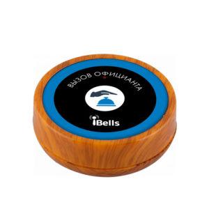 Кнопка вызова официанта iBells K-D1 (дерево)