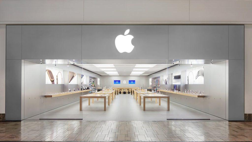 Фирменный магазин Apple