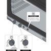 Конвекционная печь UNOX XFT 133