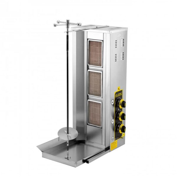 Аппарат для шаурмы Kebab-Master DN-3G (газ)