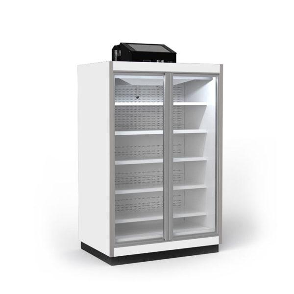 Горка холодильная CRYSPI Unit L9 1250 Д (с боковинами)